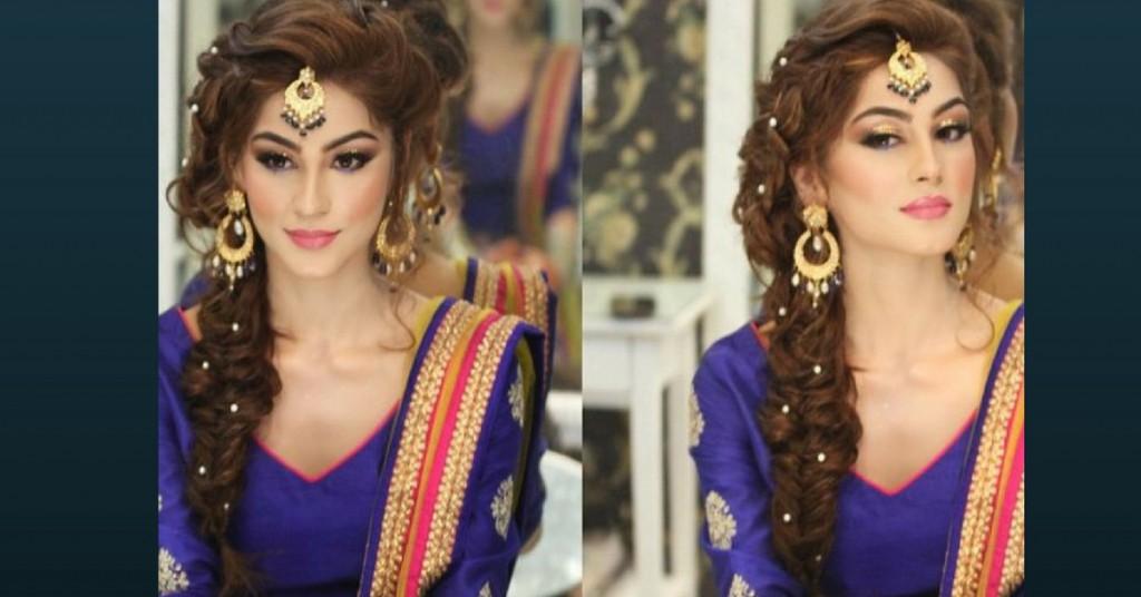 Bridal Hairstyles For A Heavenly Wedding Look Bro4u Blog